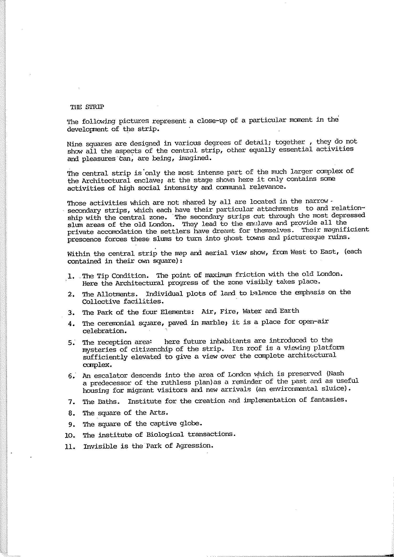 rem koolhaas thesis exodus Rem koolhaas' 1972 architectural association thesis (together with madelon vreisendorp, elia zenghelis, and zoe zenghelis) like in west berlin at the time, the.